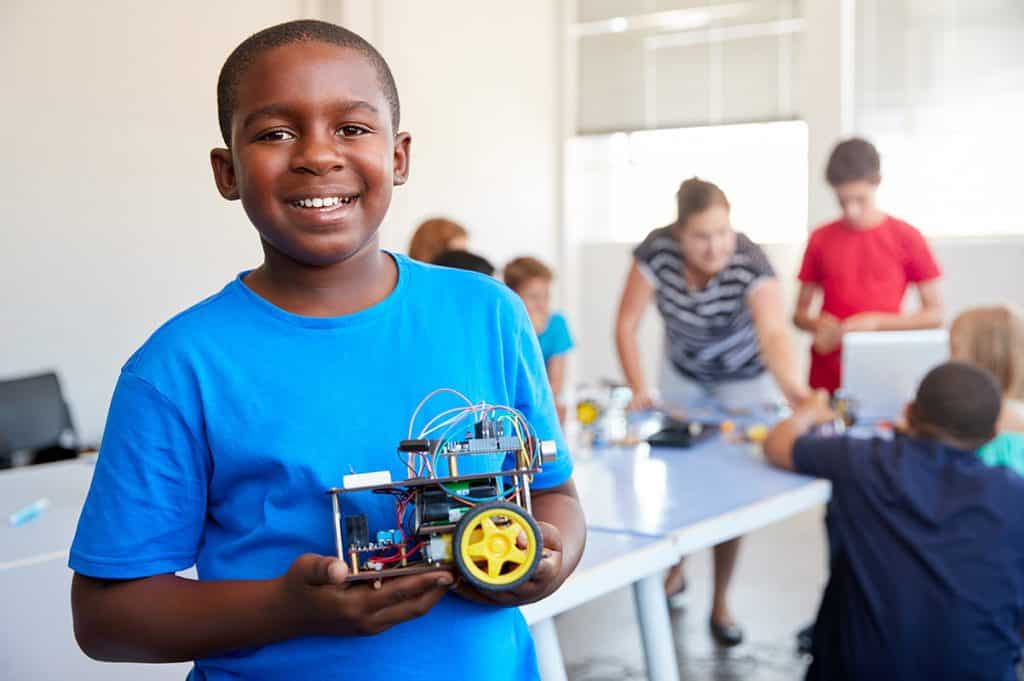 The Fortress of York PA - Youth Enrichment Kids Robotics Technology